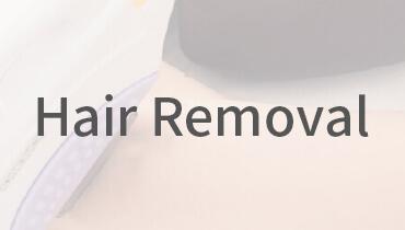 Hair Removal(脱毛)